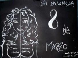DÍA DE LA MUJER TRABAJADORA, 8 DE MARZO